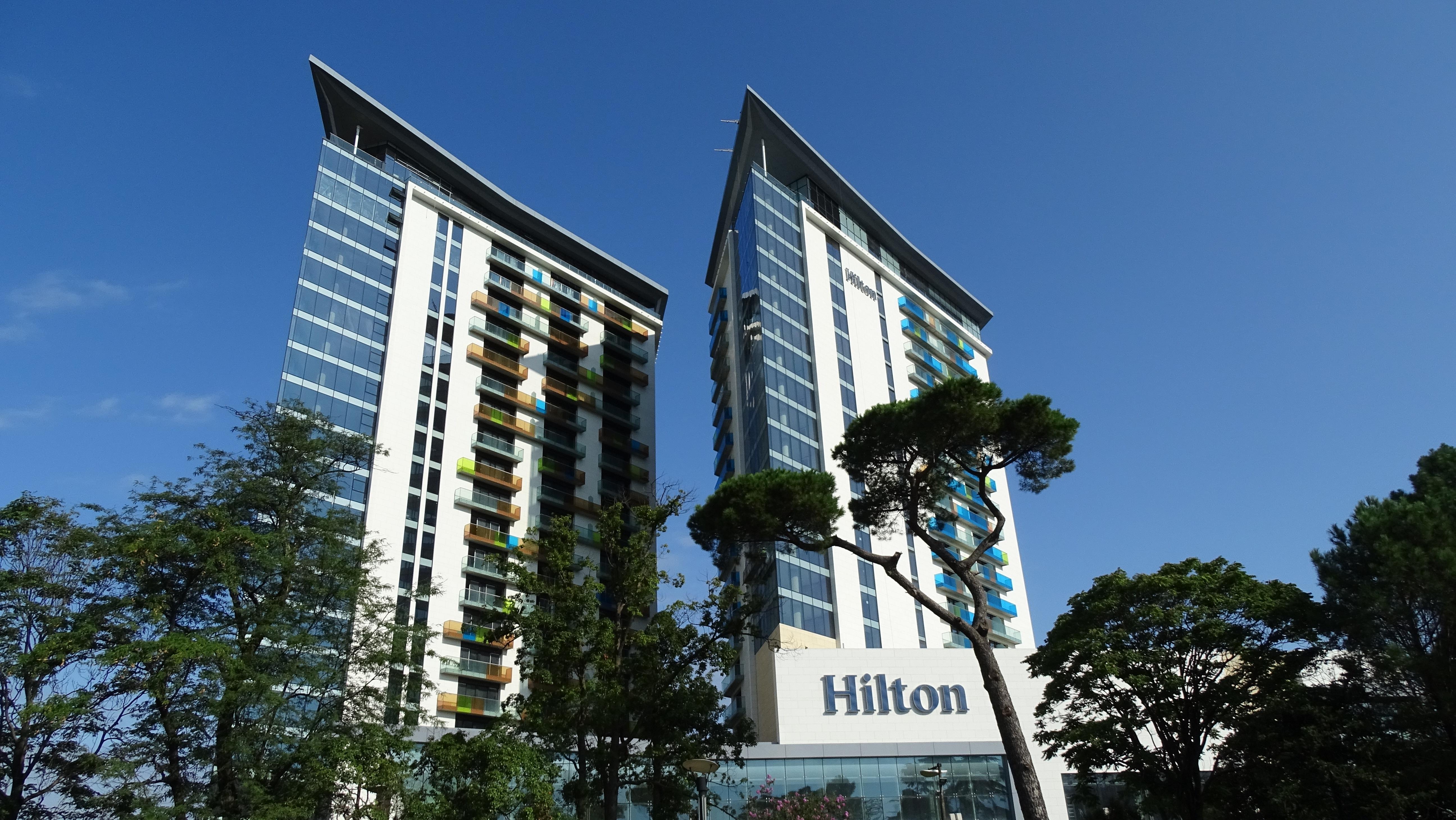 Hilton Honors Buy Points 100% Bonus Promotion